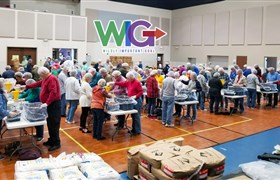 Trinity Arlington Rises Up Against Hunger