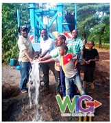 West District Churches Unite in Funding a New Well Near Maua, Kenya