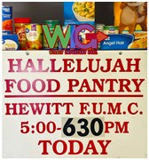 Hallelujah Food Pantry Feeds the Hungry of Hewitt in Many Ways