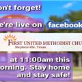 fumc stephenville online worship on facebook notice.png