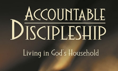 Manskar, Accountable Discipleship