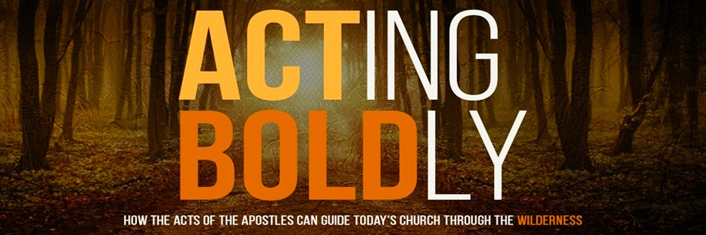 Bishop's Video Bible Study 2018 - Acting Boldly